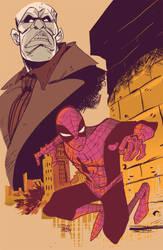 Spider-Mang, Spider-Mang by Robbi462