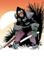 Ape does not kill Ape by Robbi462