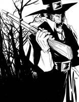 Solomon Kane by Robbi462