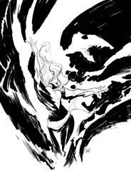 dark phoenix by Robbi462