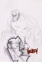 07 hellboy by Robbi462