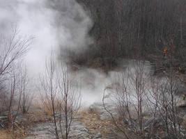 Drifting Smoke by arkytraveler