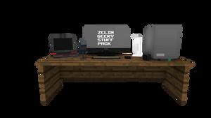 [Modelbench] ZELIN Geeky Stuff Pack is here!