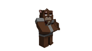 [True Tail] Brutus RIG for Mine-imator