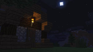 [Mine-imator] House on mountain