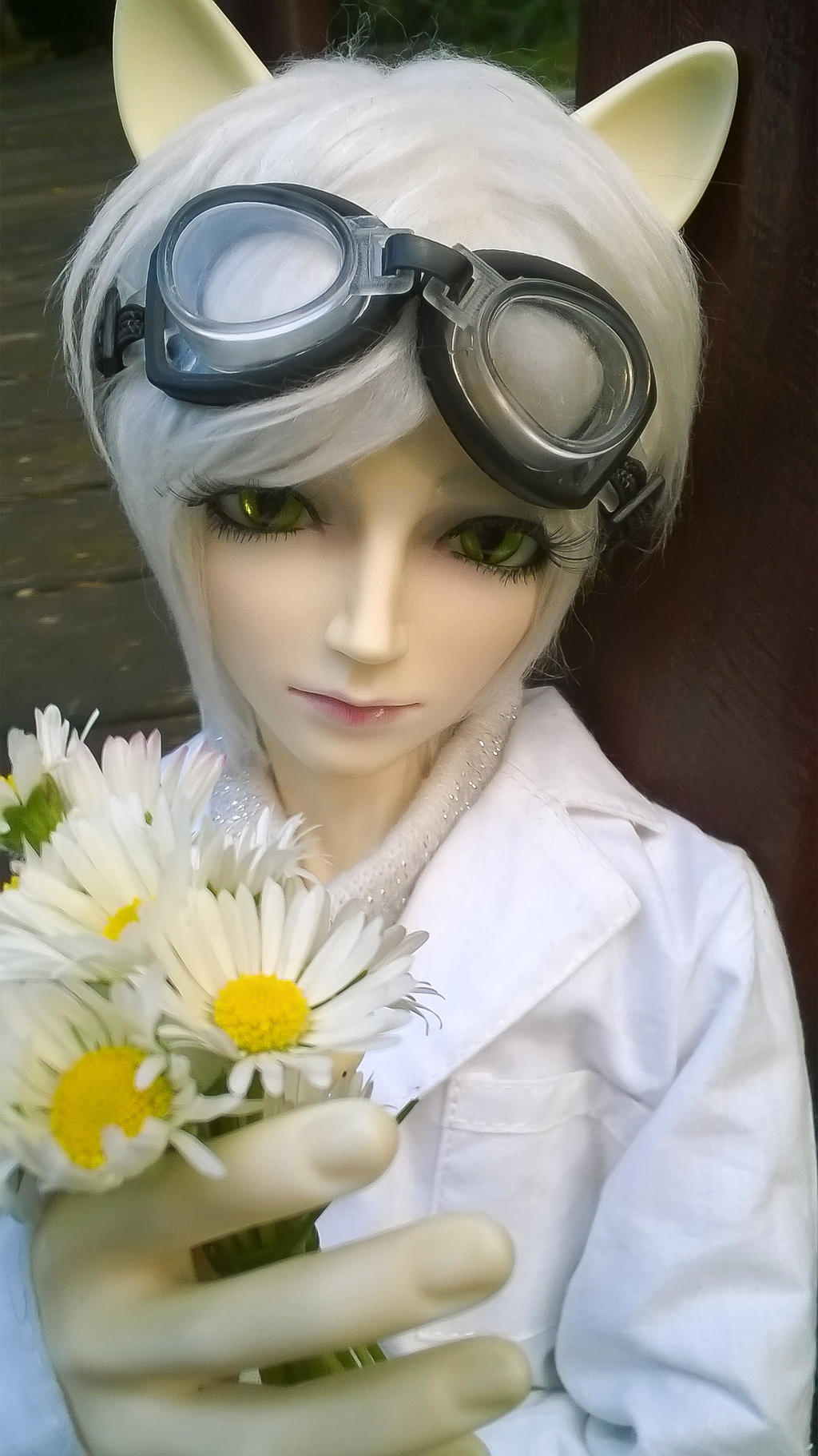 flowers for you by atsuroki on DeviantArt