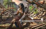 Conan the barbarian by VladOgorodnyk