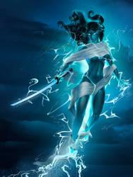 Storm Spirit by VladOgorodnyk