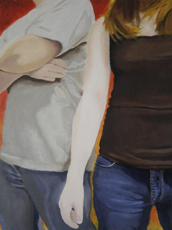 Teenagers by pinkiesheepie