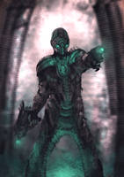 cyborg by SHadoW-Net