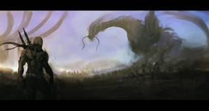 Kill a Dragon by SHadoW-Net