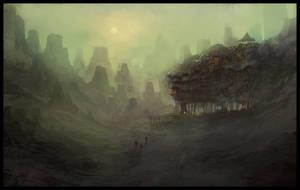 wierd_landscape_2 by SHadoW-Net