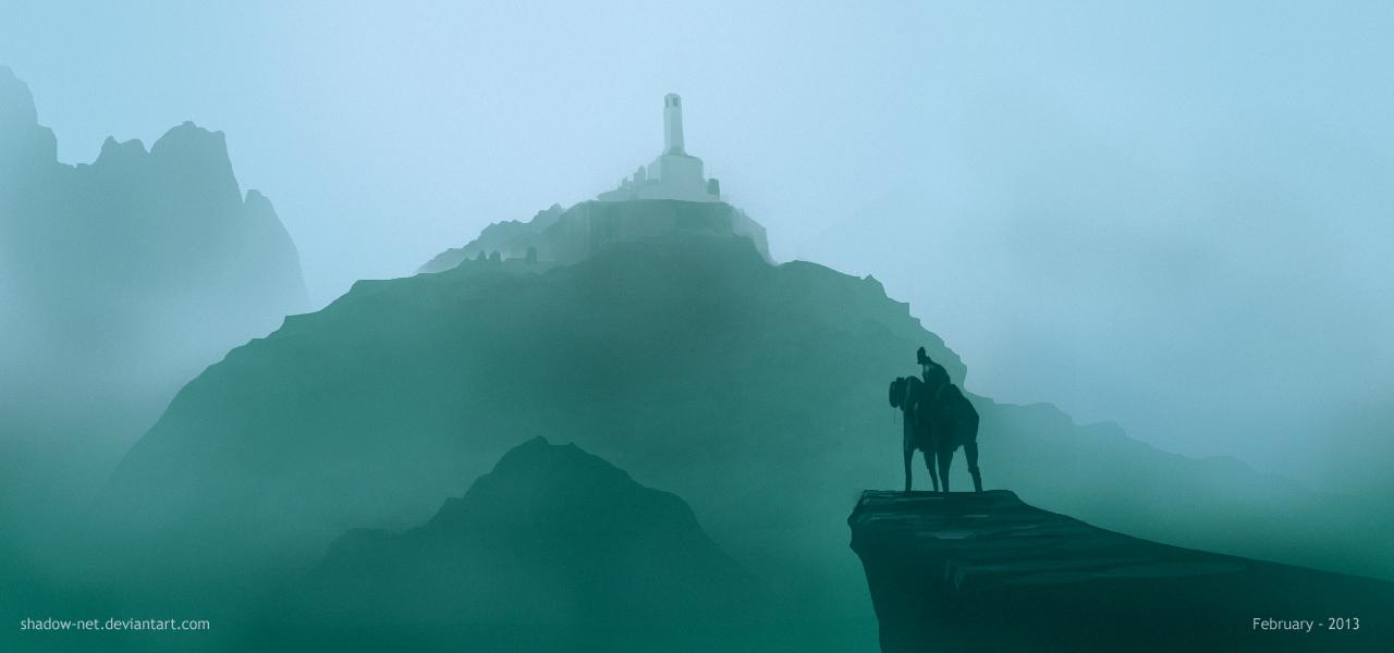 Mist by SHadoW-Net