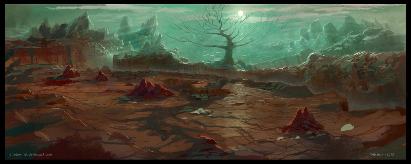 landscape_ by SHadoW-Net