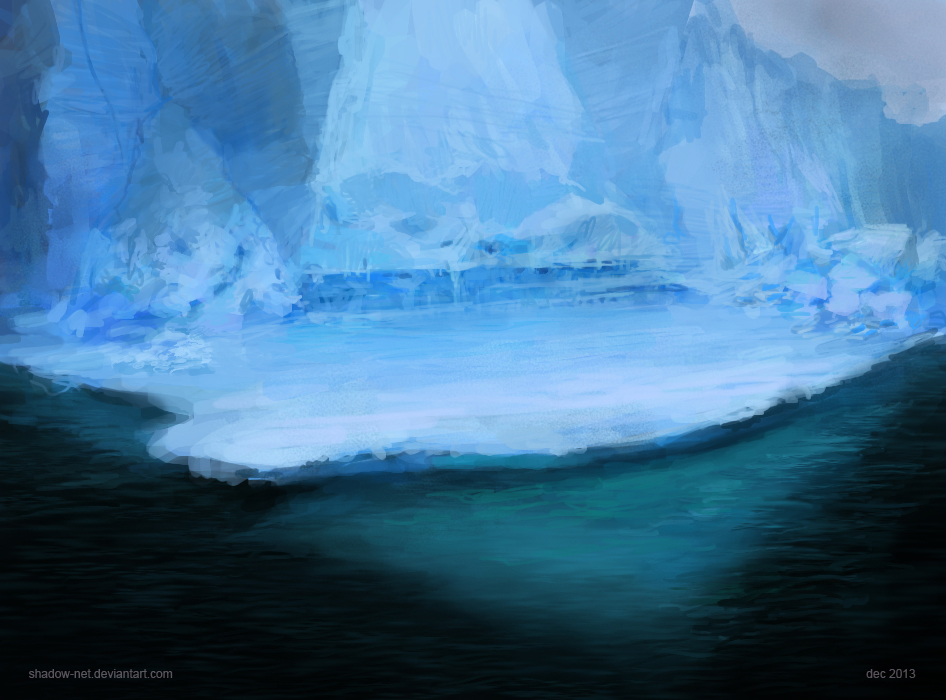 Iceberg by SHadoW-Net