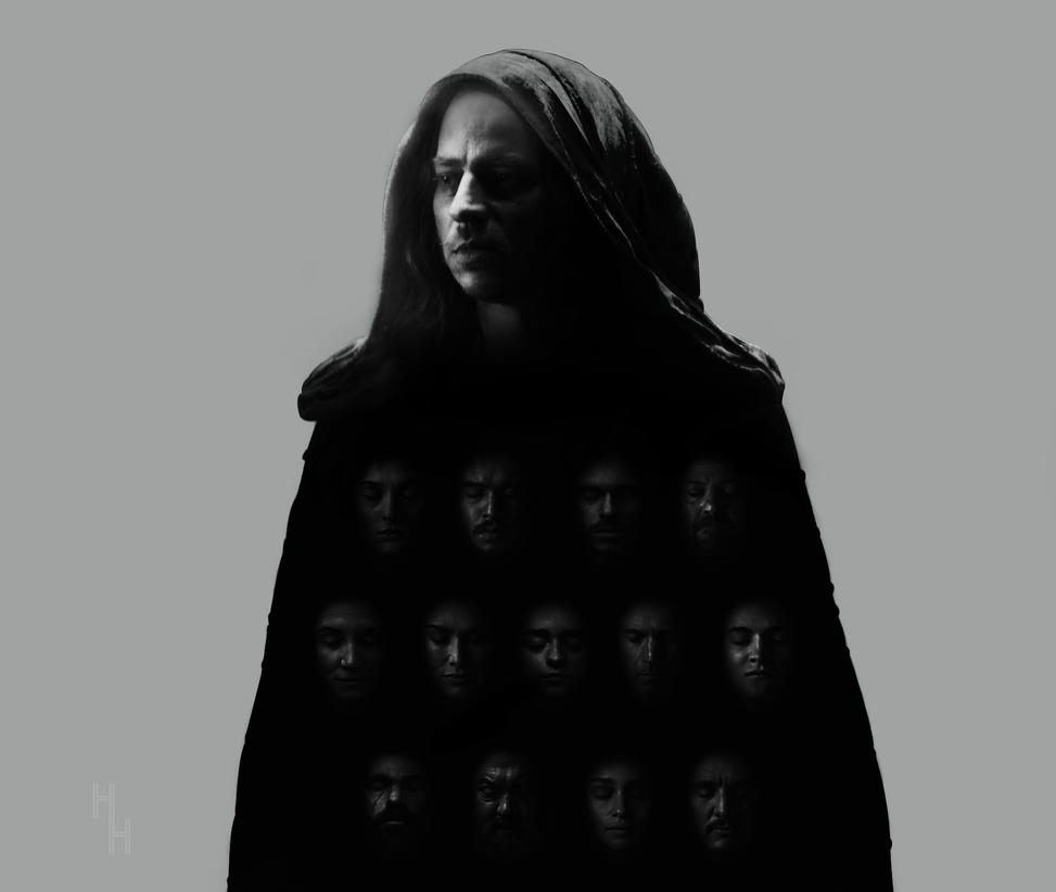 GoT - Jaqen H'ghar by hungryhippocrite