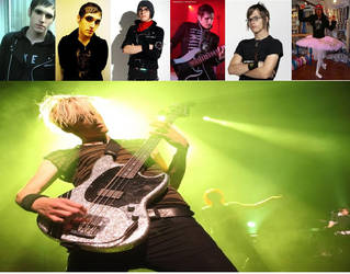 So Much Mikey Way by fallenlover72
