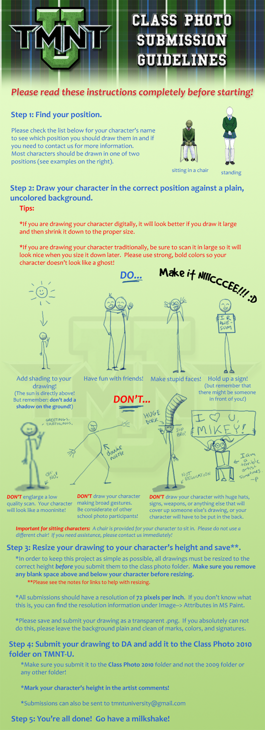 TMNT U 2010 Sub Guidelines by Pimpypants