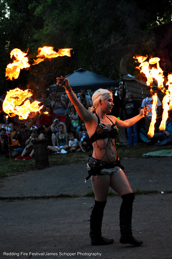 Fire Dancer Nicole by StormbreakerDesigns