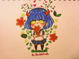 little devil....? (AT) by Brabbitwdl