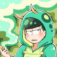 Chorocaterpillar(updated) by Brabbitwdl
