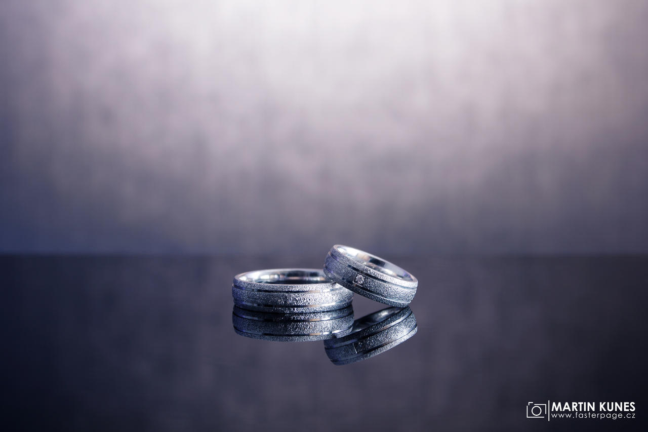 our wedding rings by faasteer on deviantart With our wedding rings