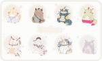 [CLOSED] ADOPT PRICE - Kooruru Set #1