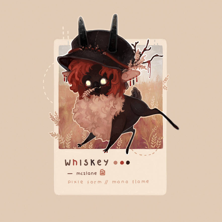MANABIRDS - Whiskey by mc2lane-adopts