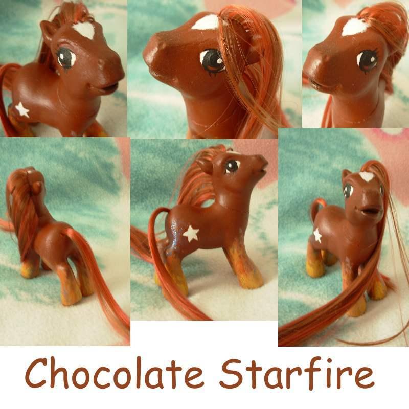 Chocolate Starfire by ChocolateStarfire