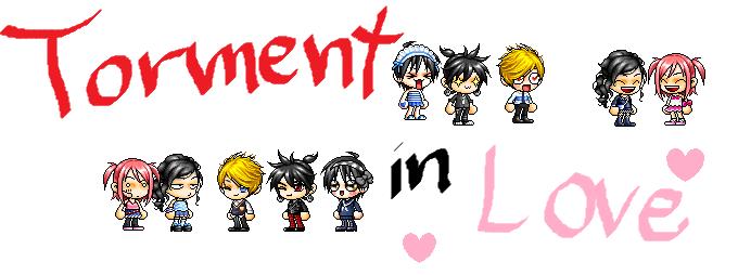 Torment in Love by Kumatora12
