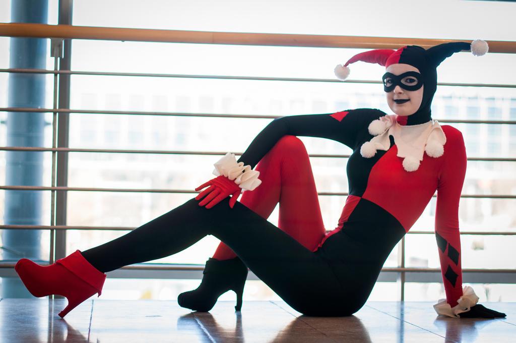 Harley Quinn I by Taeyen