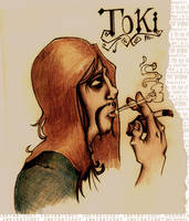 Smokin' TOKI by InkyRatcHet