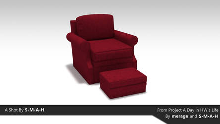 Sofa by S-M-A-H