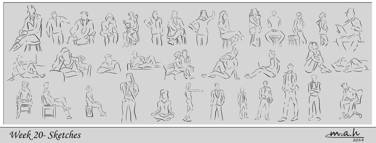 Week 20 - Sketches