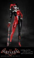 Batman Arkham Knight: Harley Quinn