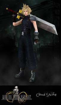 Mobius Final Fantasy: Cloud Strife