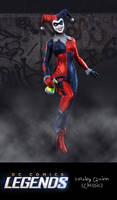 DC Comic Legends: Harley Quinn
