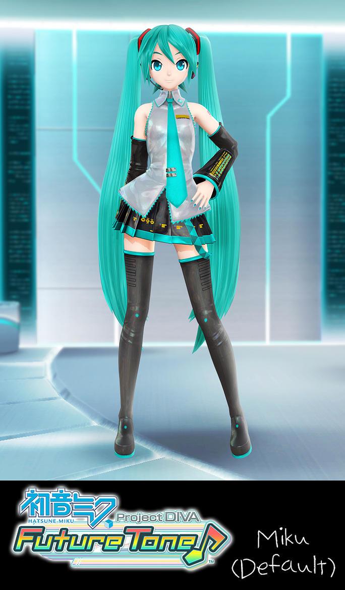 Xcrofty crofty deviantart - Hatsune miku project diva future ...