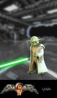 Soul Calibur IV: Yoda