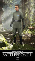 Star Wars Battlefront II: Hask (Mod)