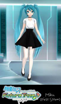 Project Diva Future Tone Mod: Miku First Storm
