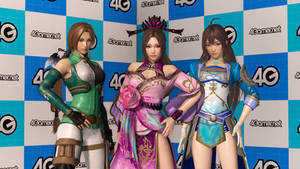 PH MeshWorks Dynasty Warriors9 01
