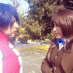 Miaka y Tamahome Cosplay 23