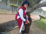 Miaka y Tamahome Cosplay 28