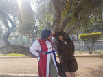 Miaka y Tamahome Cosplay 36