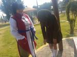 Miaka y Tamahome Cosplay 39