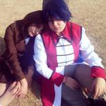 Miaka y Tamahome Cosplay 40