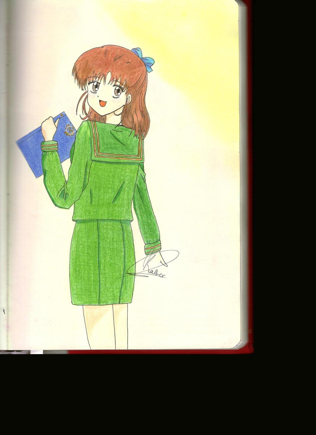 Marmalade Boy | Miki Koishikawa | Dibujo