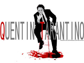 Quentin Tarantino by Advent3546