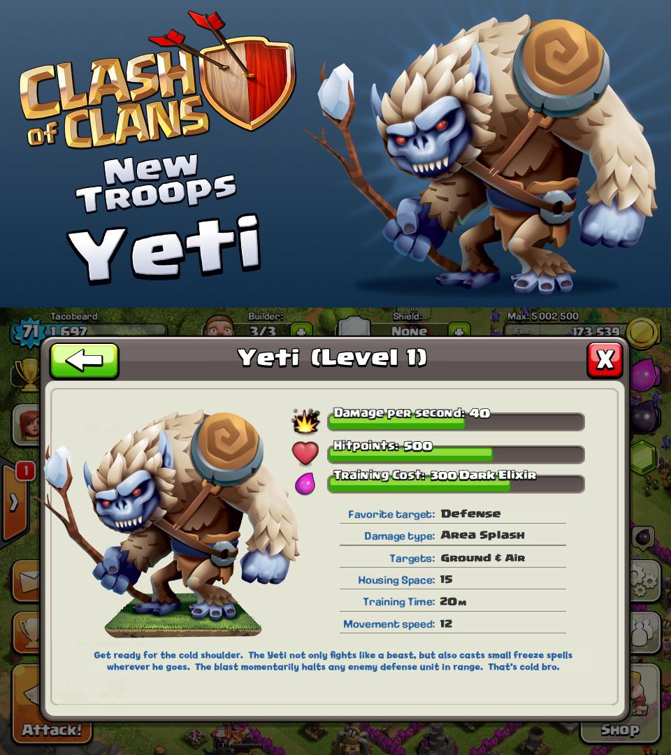 Coc new update hack mod apk download | Clash of Clans MOD